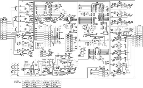 схема электропроводки камаз 5320