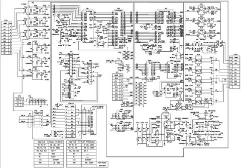 Электрические схемы ниссан